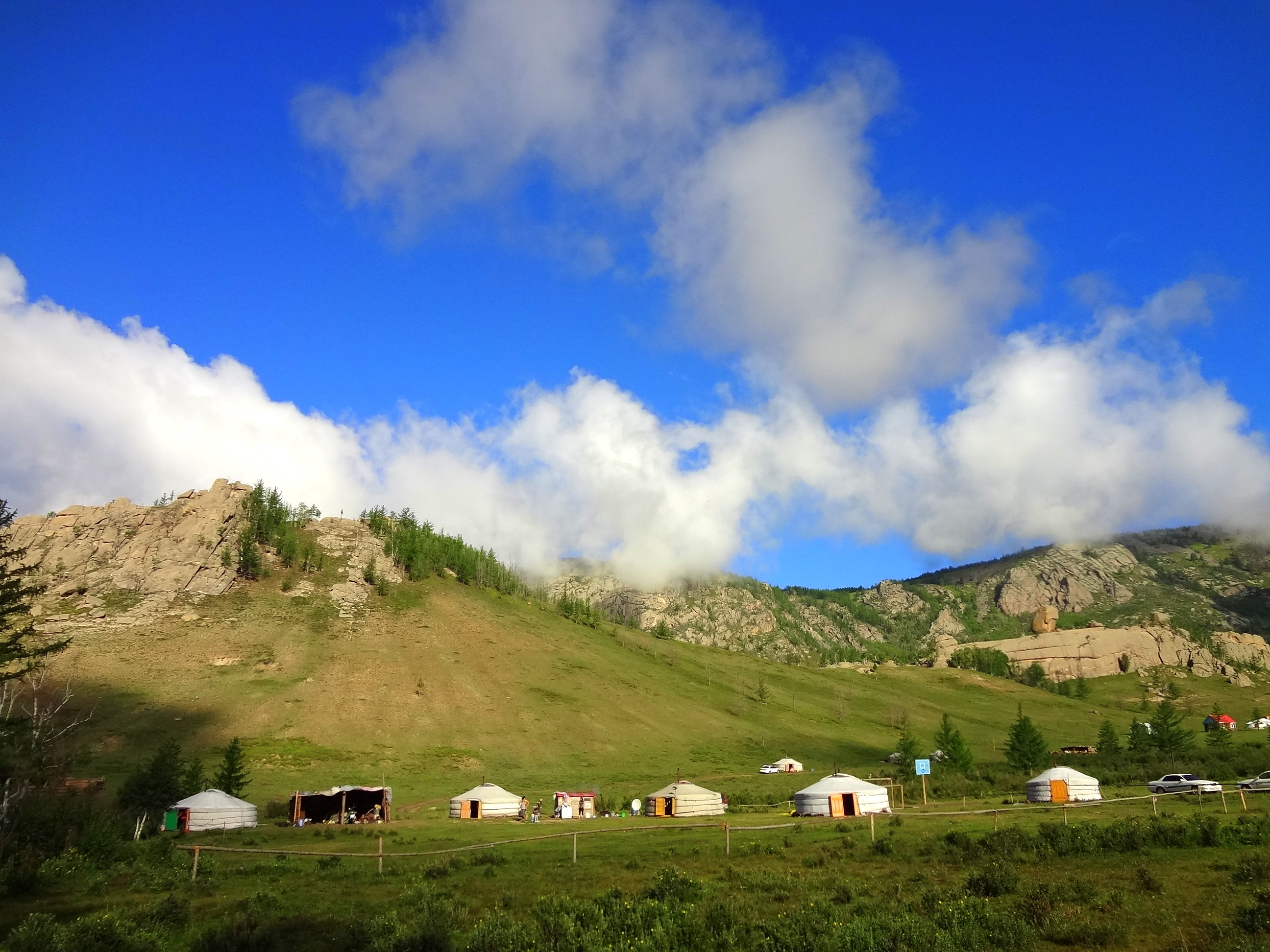 The Mongolian Yurt (Ger)