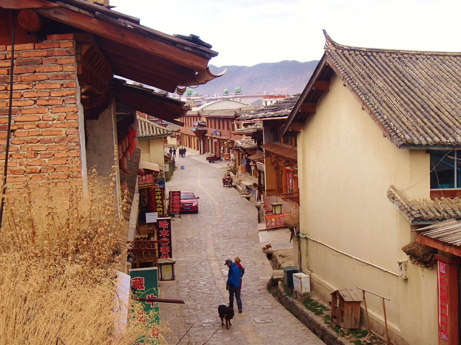 The old Town of Jiantang